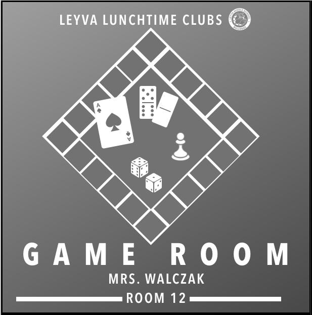 Game Room Club Logo
